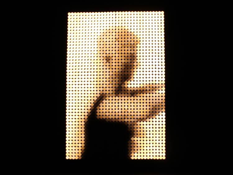 'Light Machine' • Xavier Veilhan