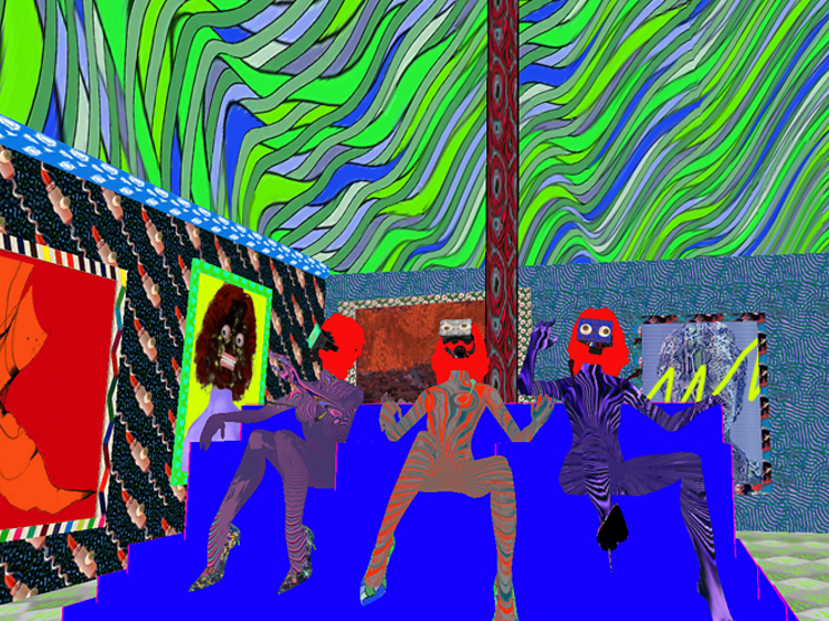 'The Nail Polish Inferno' Born Digital • Geoffrey Lillemon