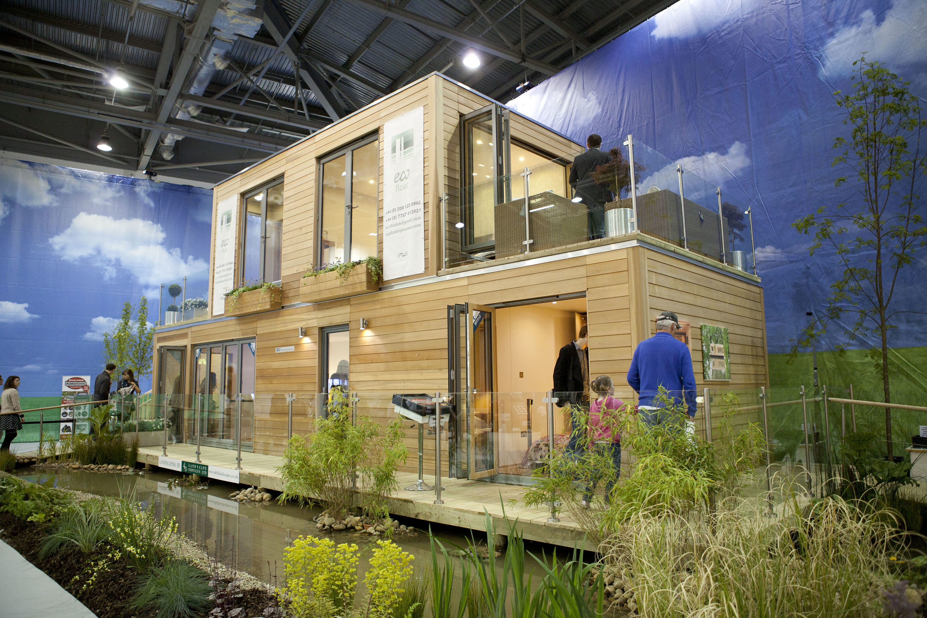 Grand designs live things to do in london for Grand home designs