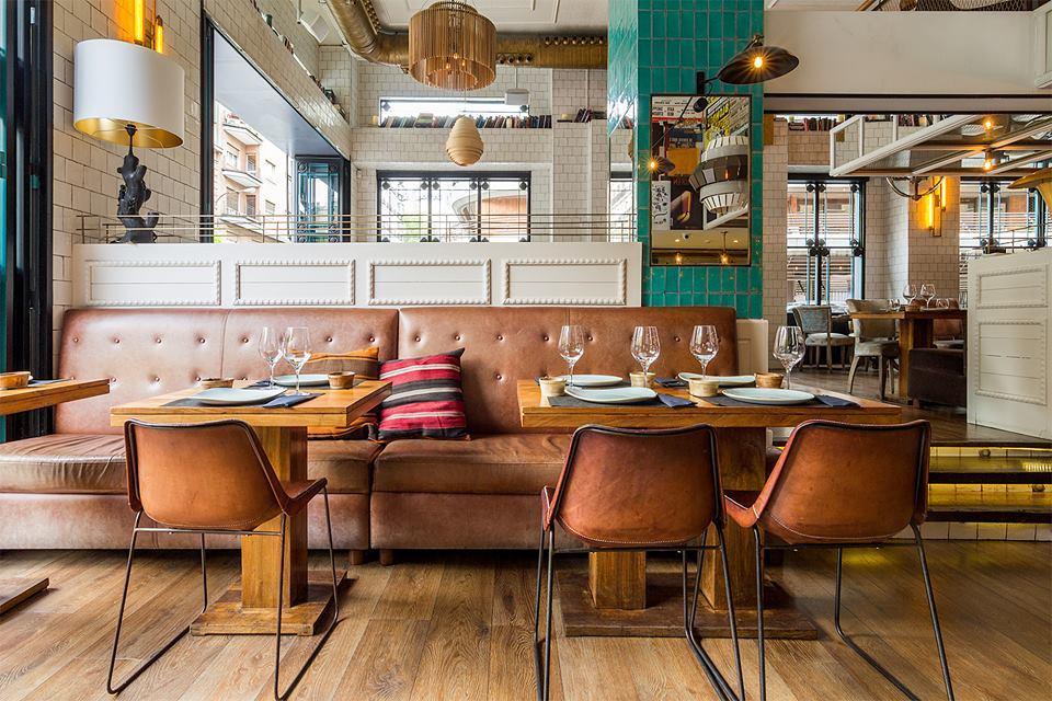 Cocina non stop restaurantes para comer y cenar a deshoras - Casa mono restaurante ...