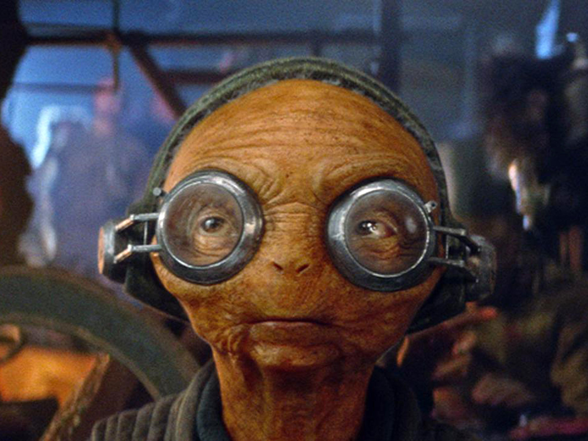 The 50 best Star Wars characters, maz kanata