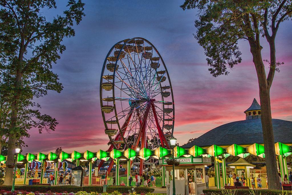 Rye Playland amusement park