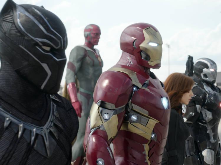 Archivo Clasificado: Iron Man