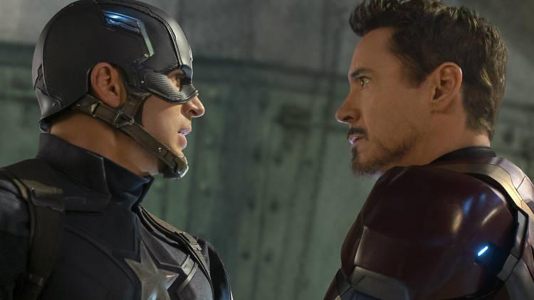 Estreno en México Capitán América: Civil War