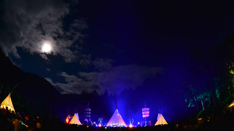 Best Music Festivals in the World: Labyrinth