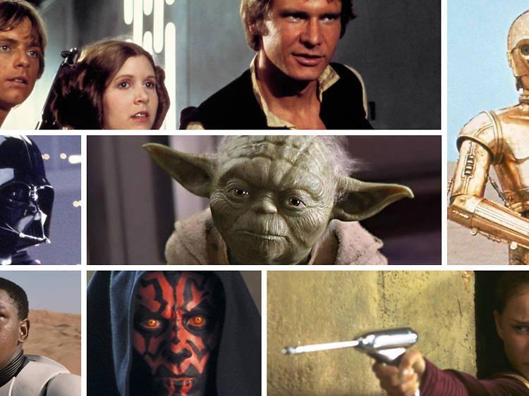As 55 melhores personagens de Star Wars