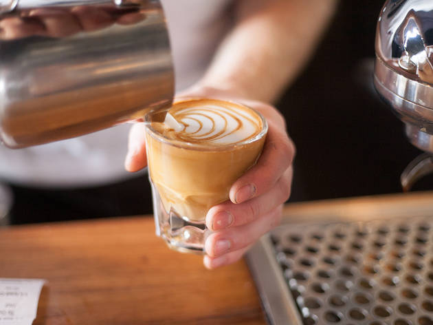 Awesome coffee shops in Austin