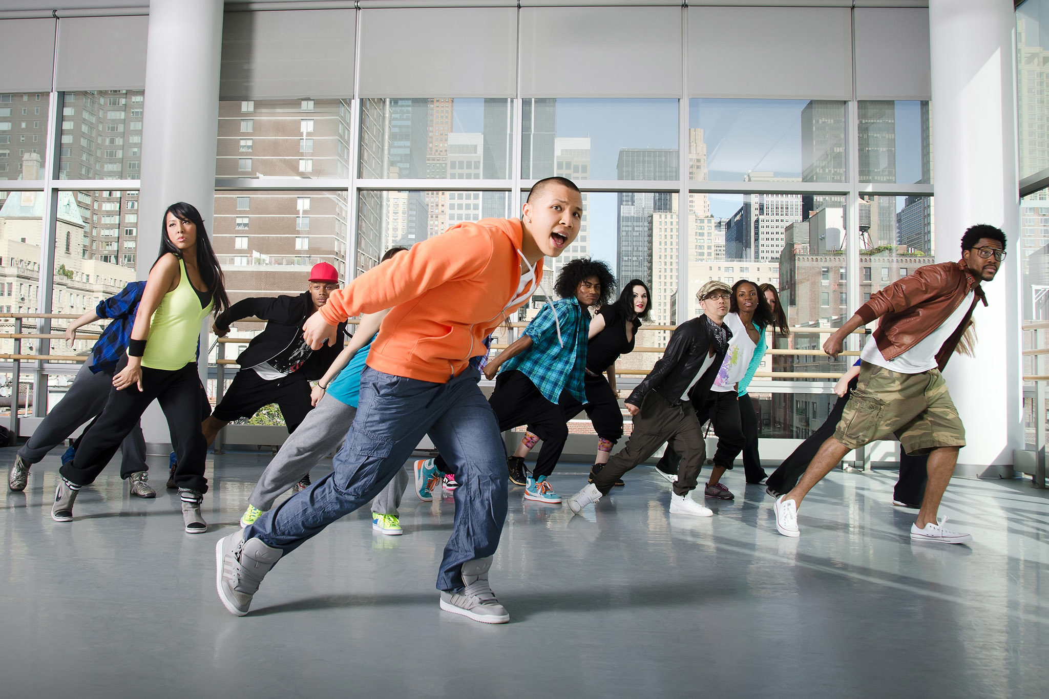 The best hip-hop dance classes in NYC