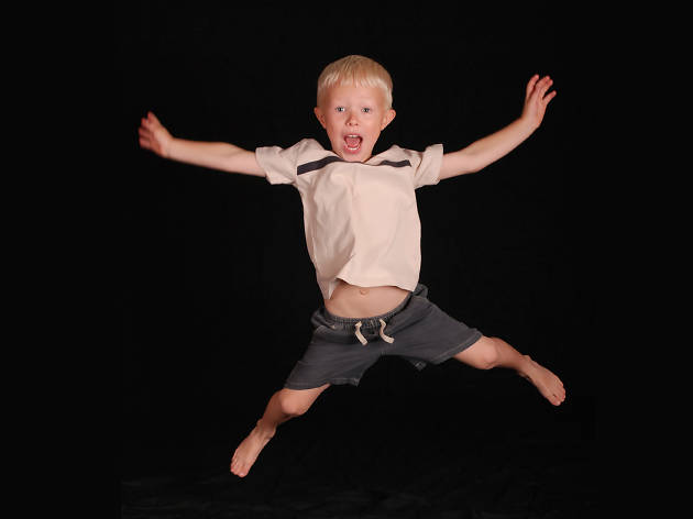 Danza contemporánea para niños