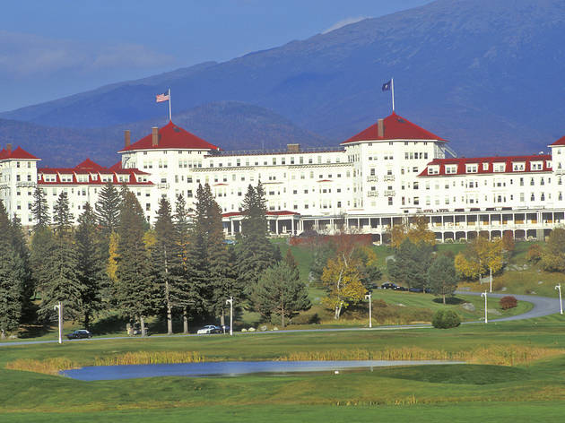 Bretton Woods, NH