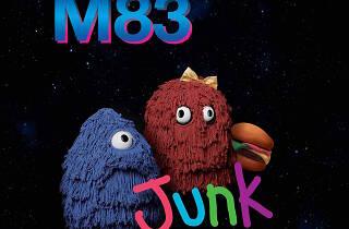 M83 Junk Album