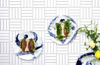 Wa's Sandwich Newoman Shinjuku