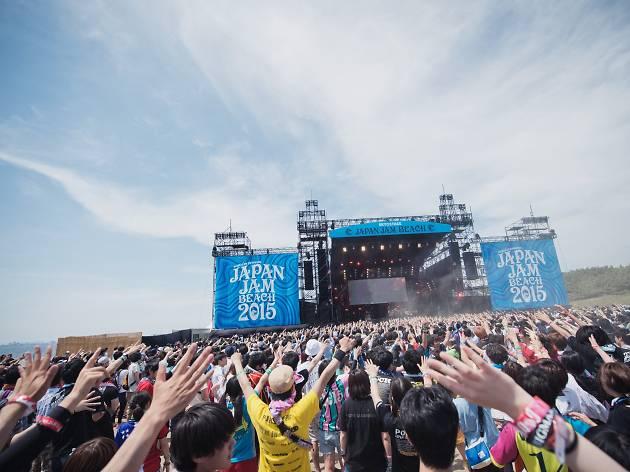 JAPAN JAM BEACH 20161