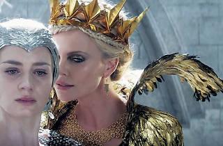 Las crónicas de Blancanieves - El Cazador y la Reina del Hielo