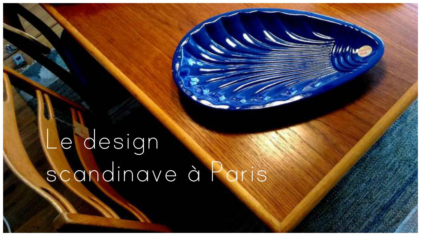 Le design scandinave en 5 adresses parisiennes