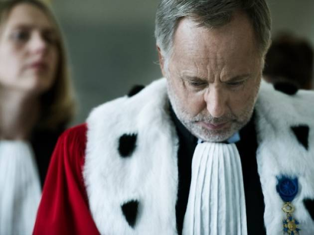 El juez (L'Hermine)