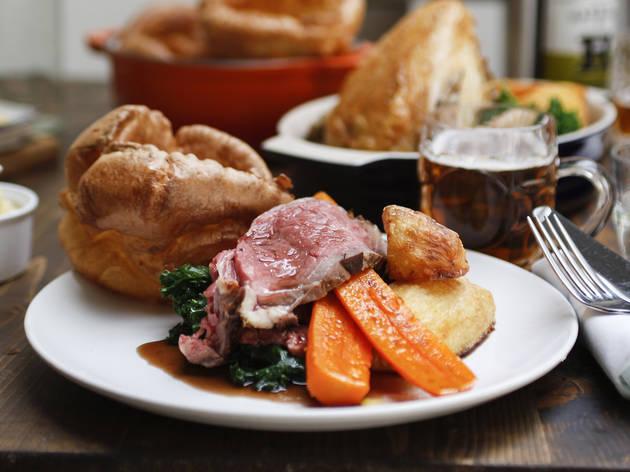 London's best Sunday roasts