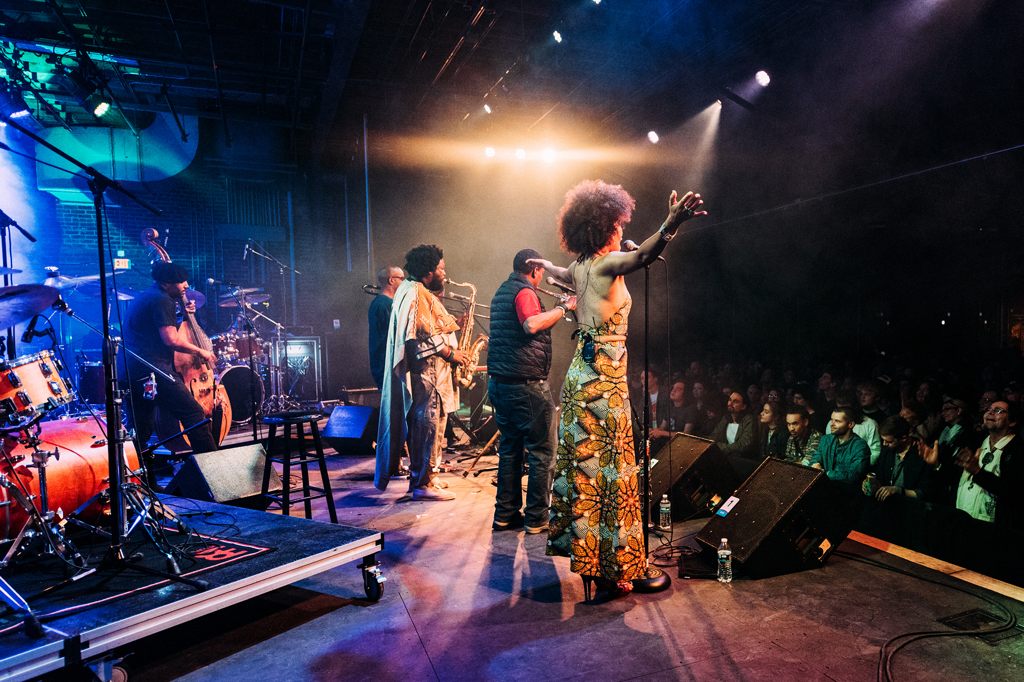 Kamasi Washington at The Mill & Mine, Knoxville
