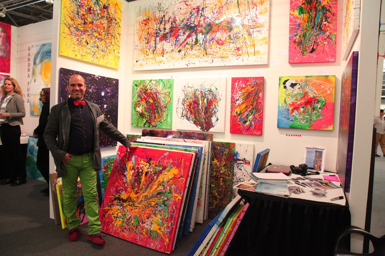 Hit up ArtExpo NYC