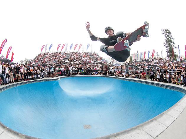 Pistas de skate en la Ciudad de México