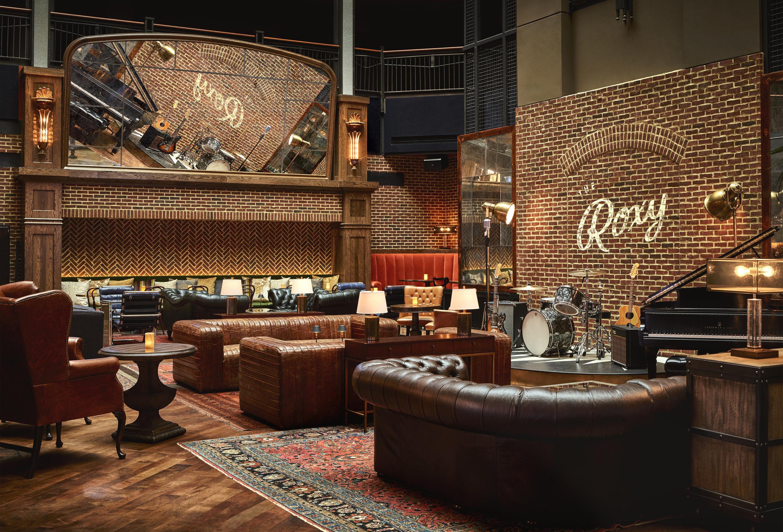 Sunday Brunch Screenings at the Roxy Hotel