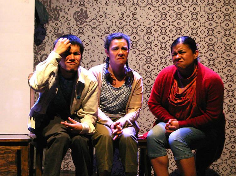 Seña y Verbo, Teatro de sordos
