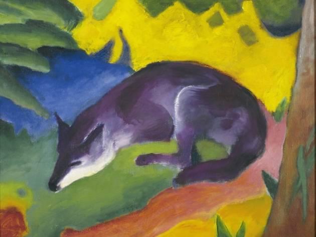 Kandinsky, Marc & the Blue Rider