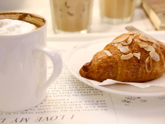 croissant at Everyday by Karmakamet