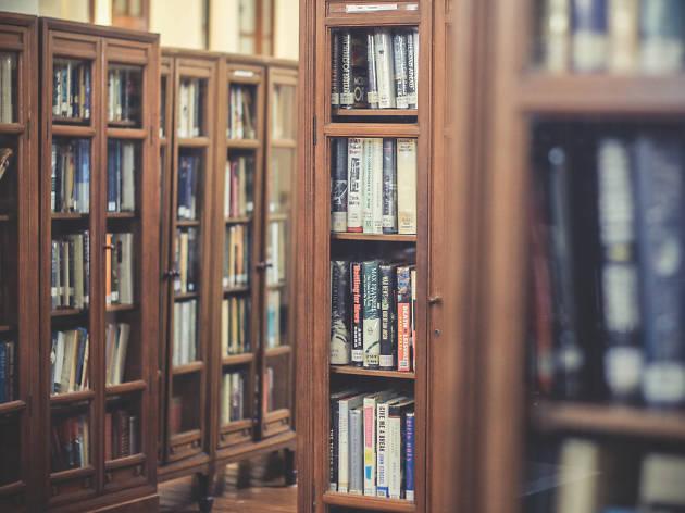 Neilson Hays Library 03