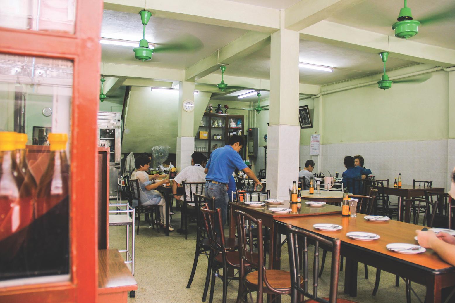 Chinese restaurant Foo Mui Kee