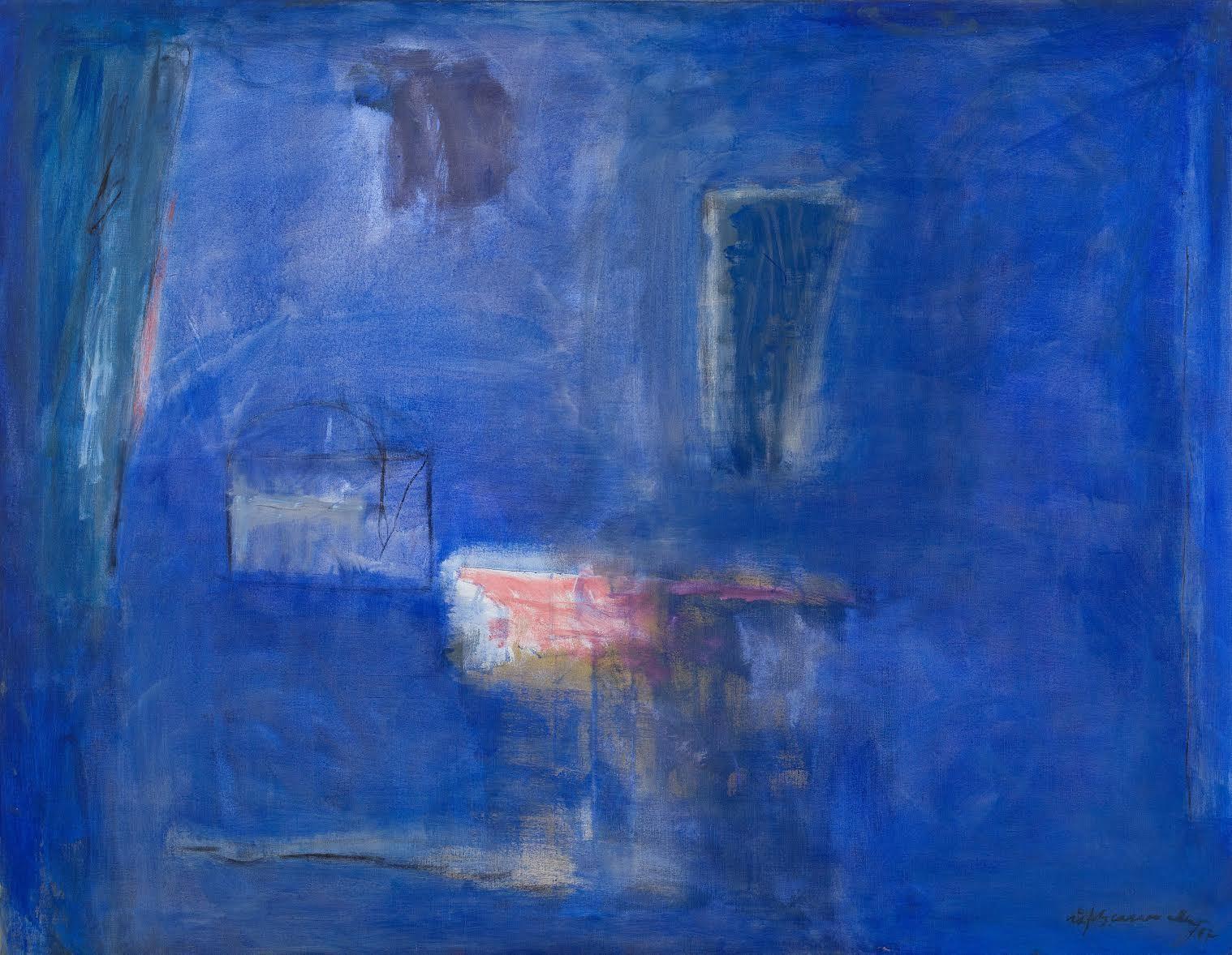 Albert Ràfols-Casamada. Pintura