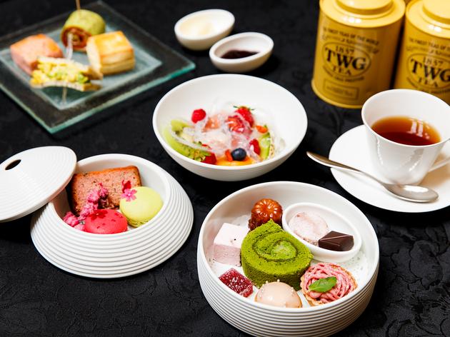 ストリングスホテル東京インターコンチネンタル:THE DINING ROOM