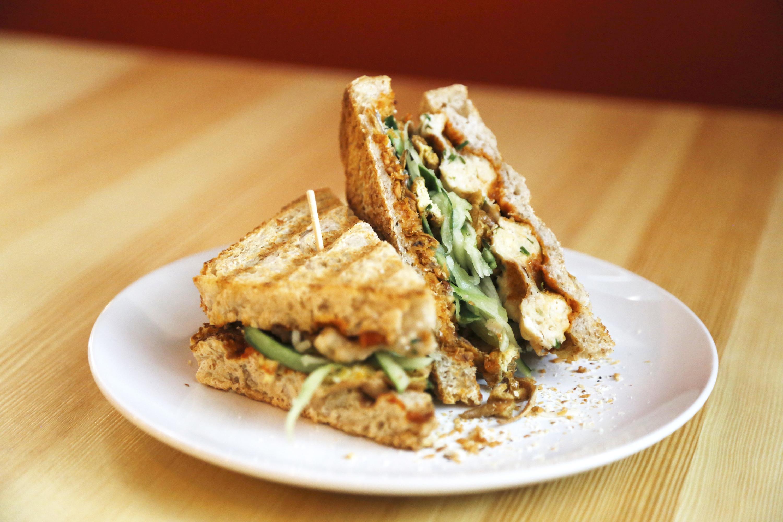 Lemak Sandwich at Fēst, RM14