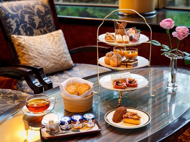 ウェスティンホテル東京:THE LOUNGE