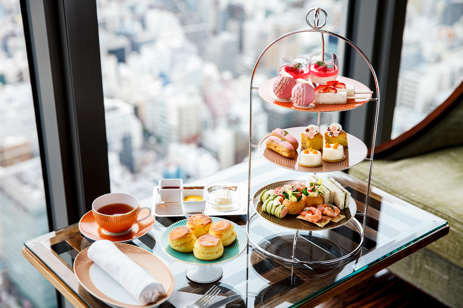 Afternoon tea: Tokyo top picks | Time Out Tokyo