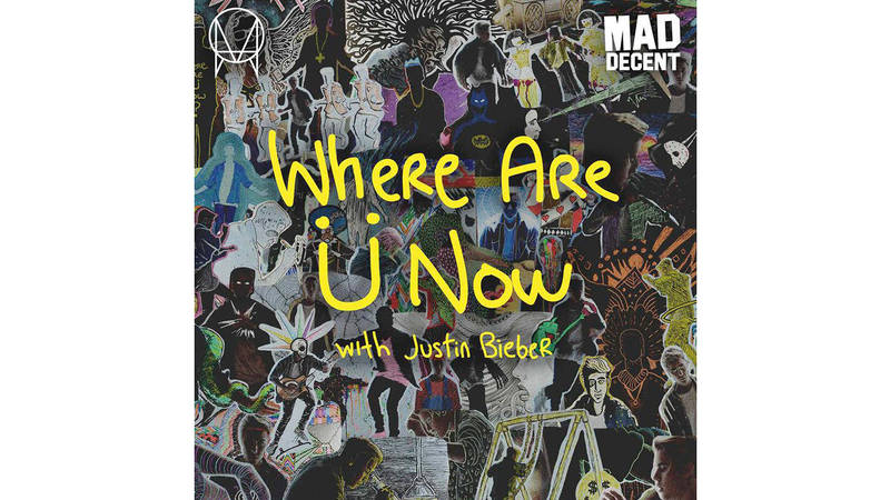 'Where Are Ü Now' - Skrillex and Diplo with Justin Bieber