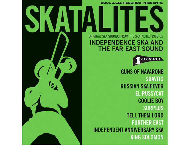 'Original Ska Sounds' - The Skatalites