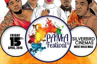 PAMA festival 2016,West Hills Mall,Accra/Ghana