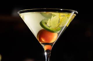 Not So Bloody Martini at Ilili