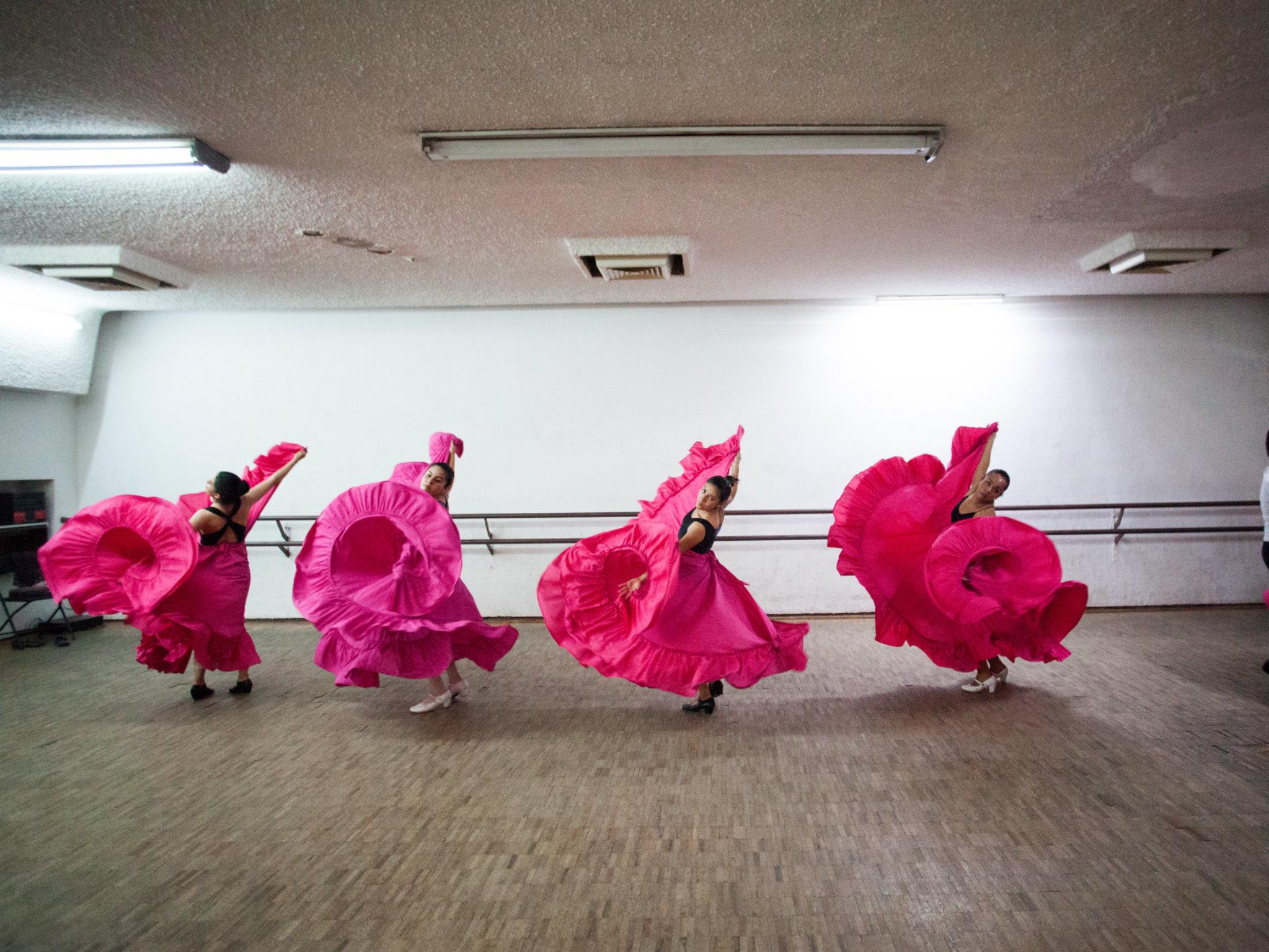 Escuela de Ballet Folklórico de Méxic0