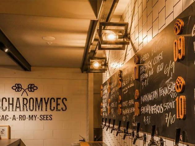 Saccharomyces Beer Café