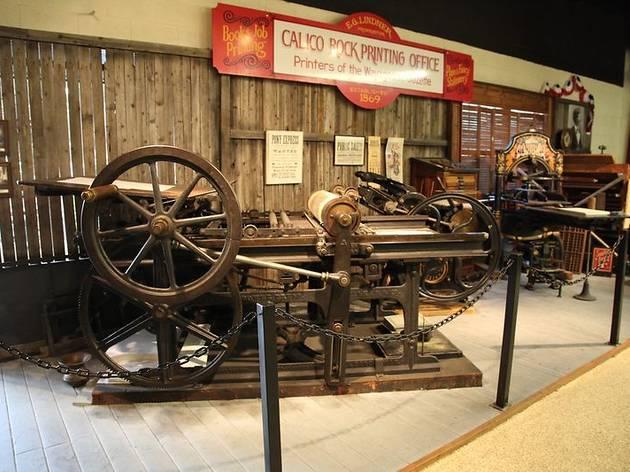 Printing Museum