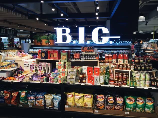 Ben's Independent Grocer at Glo Damansara