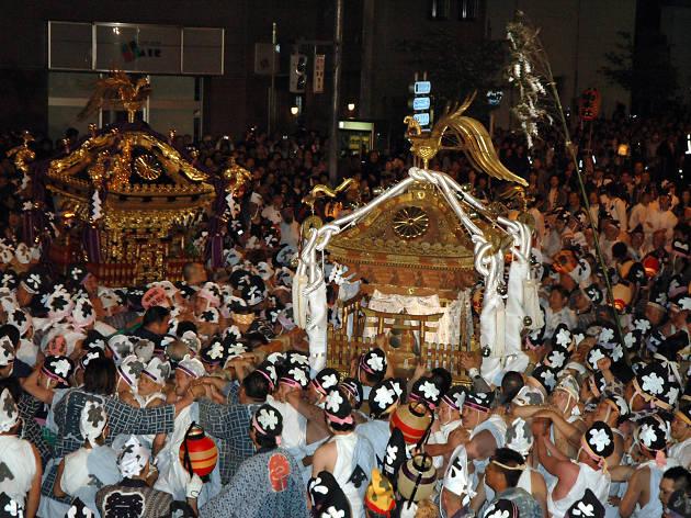 くらやみ祭2016