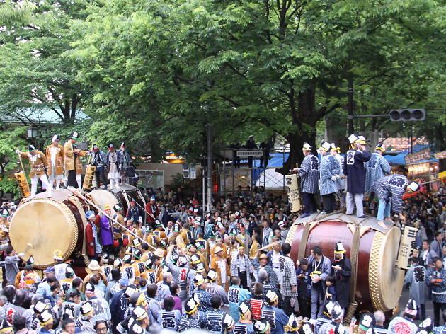 くらやみ祭20162