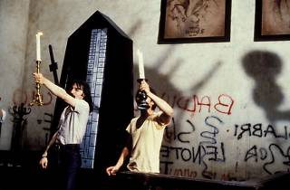 Ensayo de una orquesta Federico Fellini