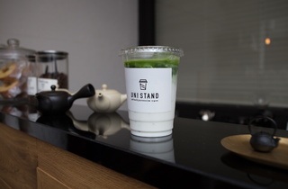日本茶や抹茶を気軽に楽しめるUNI STAND、吉祥寺にオープン