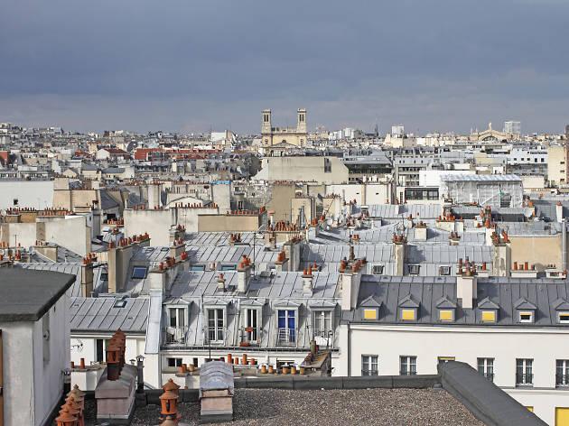 Paris vu d 39 en haut les toits de paris comme vous ne les avez jamais vus - Visite des toits de paris ...