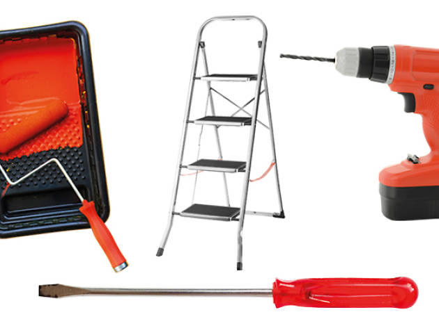 Tool rental services in Singapore