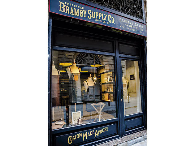 Bramby Supply